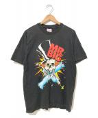 ()の古着「[古着]MR.BIG 90sバンドTシャツ」|ブラック