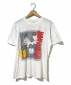 バンドTシャツ(バンドTシャツ)の古着「[古着]VAN HALEN バンドTシャツ」 ホワイト
