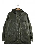 Traditional Weatherwear()の古着「ライナー付フィールドジャケット」 カーキ