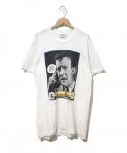 STANLEY DESANTIS()の古着「[古着]ヴィンテージTシャツ」|ホワイト