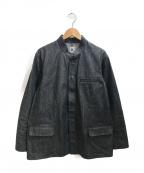 The Mongolian Choppsss(ザモンゴリアンチョップス)の古着「グラデュエータージャケット」 ブラック