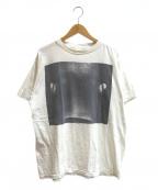 バンドTシャツ(バンドTシャツ)の古着「[古着]Pet Shop Boys 90'sバンドTシャツ」 ホワイト