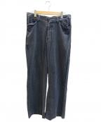 Martin Margiela 10(マルタンマルジェラ 10)の古着「パンツ」|ブラック