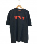 BEAMS(ビームス)の古着「Tシャツ」 ブラック