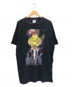 ラップTシャツ(ラップTシャツ)の古着「[古着]JODECI R&B Tシャツ」|ブラック