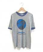バンドTシャツ(バンドTシャツ)の古着「[古着]primal scream 90sバンドTシャツ」 グレー
