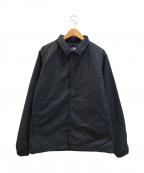 THE NORTHFACE PURPLELABEL()の古着「65/35クロスプリマロフトコーチジャケット」 ブラック
