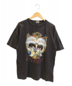 ()の古着「 [古着]90'sアーティストTシャツ」|ブラック