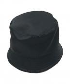 whowhat(フーワット)の古着「バケットハット / Bucket Hat」|ブラック
