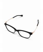 999.9(フォーナインズ)の古着「眼鏡」|ブラック