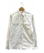 ()の古着「[古着]60'sウエスタンシャツ」 ホワイト