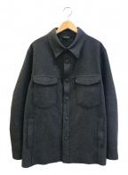 C.P COMPANY(シーピーカンパニー)の古着「[OLD]90'sウールジャケット」|ネイビー