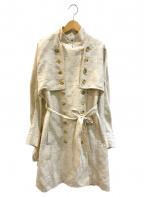 Chloe(クロエ)の古着「アンサンブルジャケットワンピース」 ホワイト