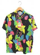 ()の古着「アロハシャツ / ハワイアンシャツ」 ブラック