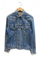 LEVI'S(リーバイス)の古着「[古着]70's70505デニムジャケット」|インディゴ
