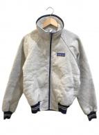 ()の古着「[古着]パイルフリースジャケット」 グレー