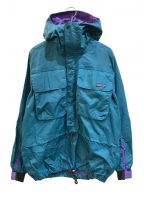 Patagonia()の古着「[古着]90'sスカノラックプルオーバー」|グリーン
