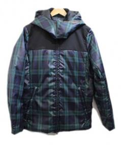 SABLE CLUTCH(セーブルクラッチ)の古着「マウンテンパーカー」|グリーン