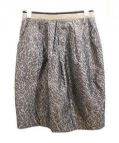 ADORE(アドーア)の古着「タイトスカート」|グレー