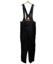 HARLEY-DAVIDSON(ハーレーダビットソン)の古着「レーサーパンツ」 ブラック