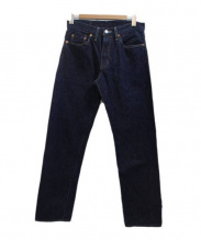 LEVIS VINTAGE CLOTHING(リーバイス ヴィンテージ クロージング)の古着「セルビッチデニムパンツ」 インディゴ