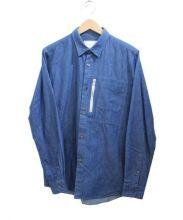Black & Blue(ブラック&ブルー)の古着「ダンガリーシャツ」|インディゴ