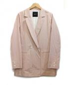 DRWCYS(ドロシーズ)の古着「クールマックスジャケット」|ピンク