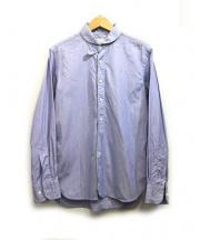 HAVERSACK(ハバーサック)の古着「長袖シャツ」|ネイビー