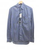 GITMAN BROS(ギットマンブラザーズ)の古着「ボタンダウンシャツ」 ブルー