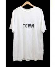 RHC Ron Herman(アールエイチシー ロンハーマン)の古着「Tシャツ」|ホワイト