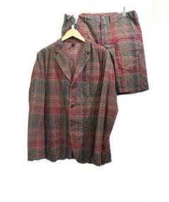 ts(s)(ティーエスエス)の古着「セットアップ」 ブラウン