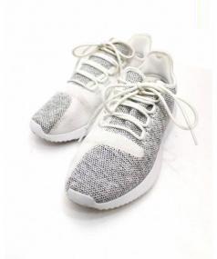 adidas originals(アディダスオリジナル)の古着「チューブラフライニット」 グレー