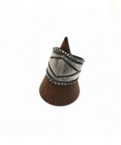 インディアンジュエリー ナバホ族(インディアンジュエリー ナバホ族)の古着「シルバーリング」