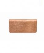 GLEN HERITAGE(グレンヘリテージ)の古着「2つ折り長財布」|ブラウン