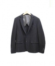 UNITY(ユニティ)の古着「テーラードジャケット」|ブラック