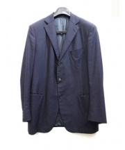 Belvest(ベルベスト)の古着「セットアップスーツ」|ネイビー