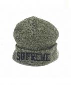 SUPREME(シュプリーム)の古着「Melange Beanie」|ブラック