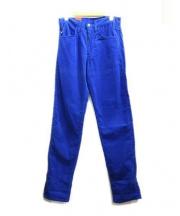 LEVIS VINTAGE CLOTHING(リーバイス ヴィンテージ クロージング)の古着「コーデュロイパンツ」|ブルー