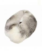 SAGA FOX(サガフォックス)の古着「ティペット」 ホワイト