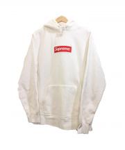 SUPREME(シュプリーム)の古着「プルオーバーパーカー」|ホワイト