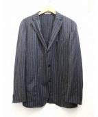 BOGLIOLI(ボリオリ)の古着「3Bジャケット」|グレー