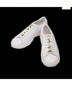 adidas×HYKE(アディダス×ハイク)の古着「ローカットスニーカー」|ホワイト