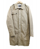 BEAUTY&YOUTH(ビューティアンドユース)の古着「トレンチコート」|ベージュ