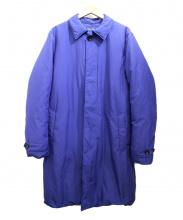 URBAN RESEARCH(アーバンリサーチ)の古着「ステンカラーダウンコート」 ネイビー