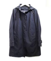 MACKINTOSH PHILOSOPHY(マッキントッシュ フィロソフィー)の古着「ライナー付フーデッドコート」|ネイビー
