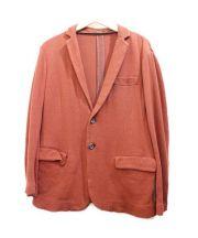 UNITED ARROWS(ユナイテッド アローズ)の古着「アンコンジャケット」 ボルドー