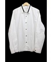 agnes b(アニエスベー)の古着「長袖シャツ」|ホワイト