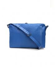 agnes b voyage(アニエスベーボヤージュ)の古着「ショルダーバッグ」|ブルー