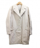 DES PRES(デプレ)の古着「ウールカシミヤコート」|アイボリー
