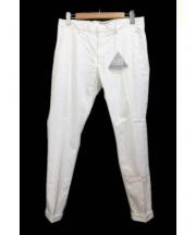 lideal(リディアル)の古着「トラウザーパンツ」 ホワイト